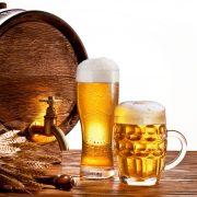 Який статус магазину слід присвоїти для продажу пива на розлив