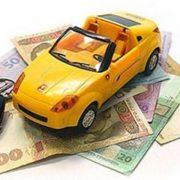 Передача автомобіля у лізинг, хто є платником транспортного податку