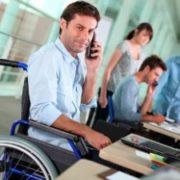 Работодатели отчитываются дважды о лицах с инвалидностью