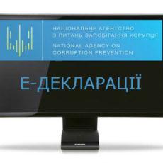 Президент подписал закон об изменениях в процедуре е-декларирования