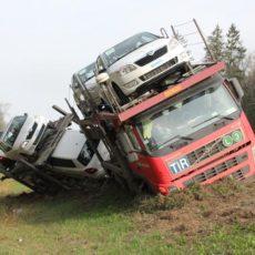 Страхові випадки під час автоперевезення вантажу: організаційний та обліковий аспекти