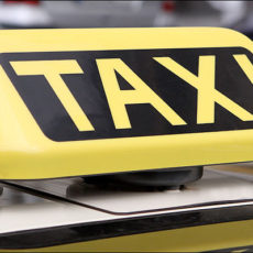 Оплата услуг такси, или Деньги на ветер