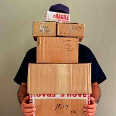 Чи потребен РРО ФОП при доставці товарів поштою або кур'єром