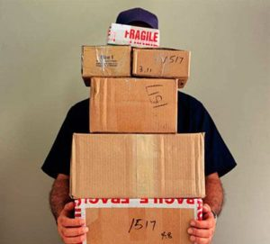Нужен ли РРО ФЛП при доставке товаров почтой или курьером