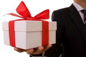 Как облагаются налогом подарочные сертификаты физлицам