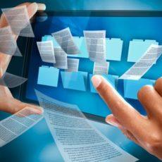 Скасовується необхідність дублювати на паперовому носії електронний документ
