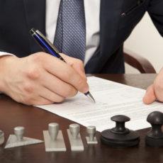 Могут ли учредителем выполняться функции по подписи налоговой отчетности
