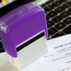 Об использовании печатей клиентами органов Казначейства