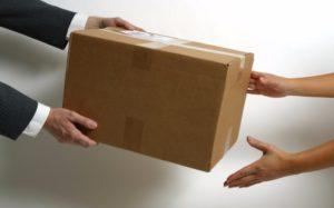 Доставка товаров курьером: дата НДС-обязательств