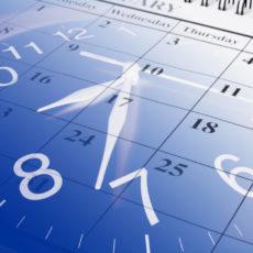 Перенос робочих днів у 2020 році