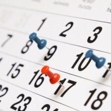 Перенесення робочих днів у 2018 році – проект розпорядження КМУ