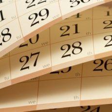 Перенесення робочих днів у 2018 році: оновлено проект розпорядження Уряду