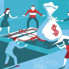 Через год в Украине отменят налог на прибыль и введут налог на выведенный капитал
