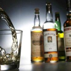 Хранение алкоголя, используемого для производства пищевых продуктов