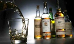 Зберігання алкоголю, який використовується для виробництва харчовх продуктів