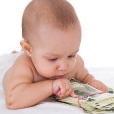 Каждому ребенку предлагают депозит по 50 тыс.грн с капитализацией процентов до 18 лет