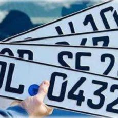 """Еще квартал поблажек для водителей на """"еврономерах"""""""