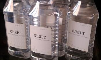 Інвентаризація залишків спирту етилового станом на 1 липня