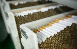 Як здійснюється заокруглення при продажу тютюнових виробів?