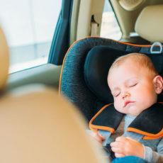 За нарушение правил перевозки детей введена ответственность