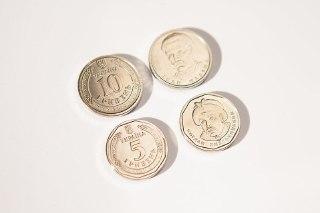 В червні в обігу з'явиться нова монета – 10 гривень